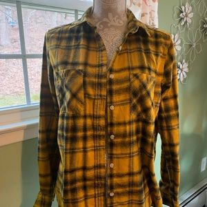 Mossimo supply co flannel shirt S